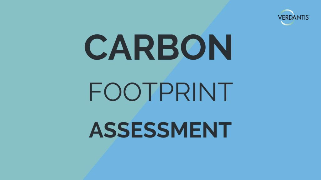 Corbon Footprint Assesment